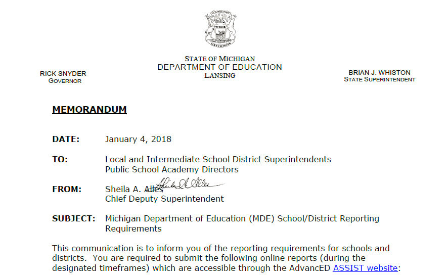 Memo Outlines Education Dept Plans To >> District Or School Improvement Plan D Sip Practical School